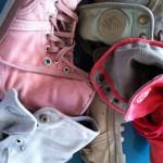 Skor för promenadstaden
